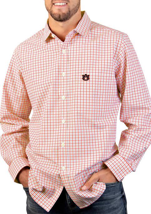 Antigua® NCAA Auburn Tigers Tailgate Woven Shirt