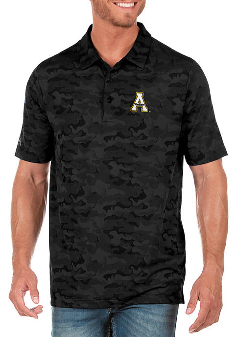 NCAA Appalachian State Mountaineers Short Sleeve Collared Shirt