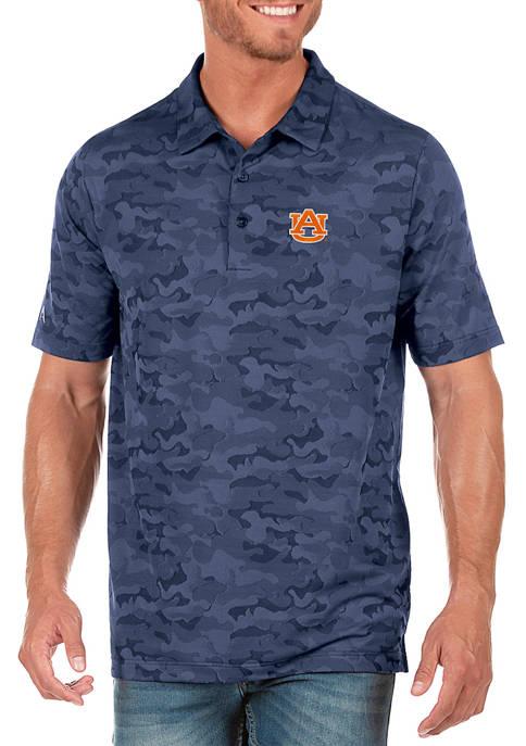 Antigua® NCAA Auburn Tigers Short Sleeve Collared Shirt