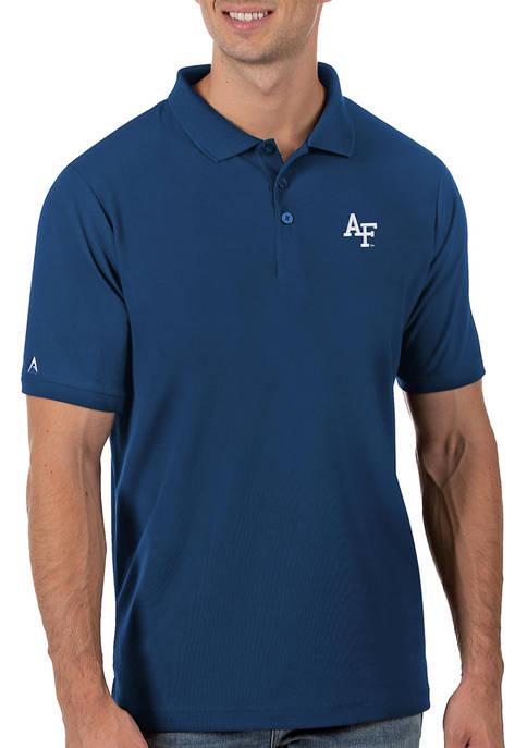 Mens  NCAA Air Force Falcons Legacy Piqué Polo Shirt