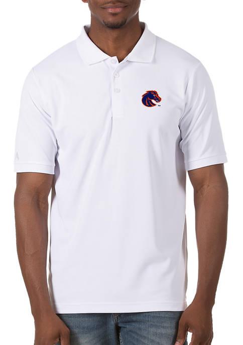 Antigua® Mens NCAA Boise State Broncos Legacy Piqué
