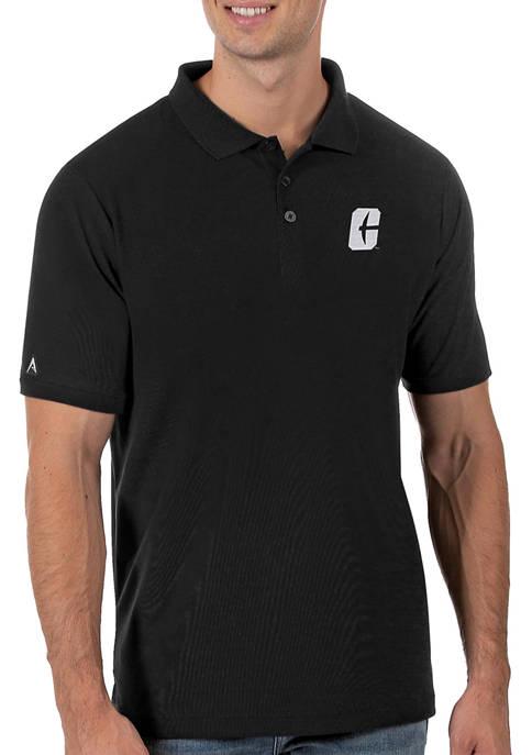Mens NCAA Charlotte 49ers Legacy Piqué Polo Shirt