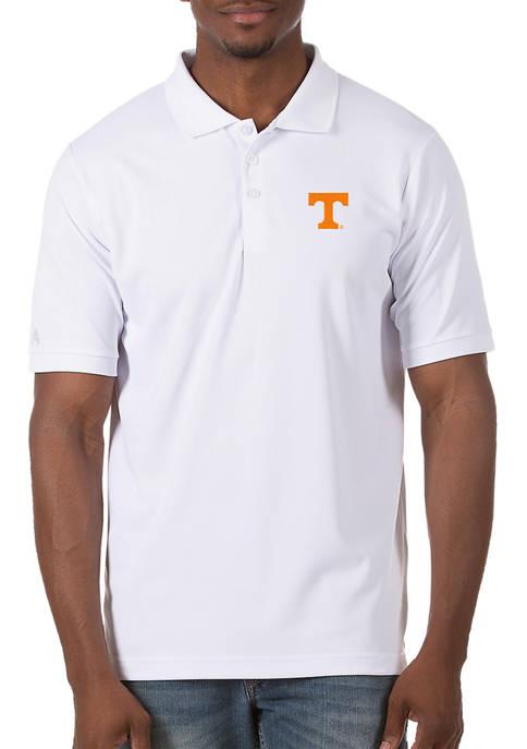 Mens NCAA Tennessee Volunteers Legacy Piqué Polo