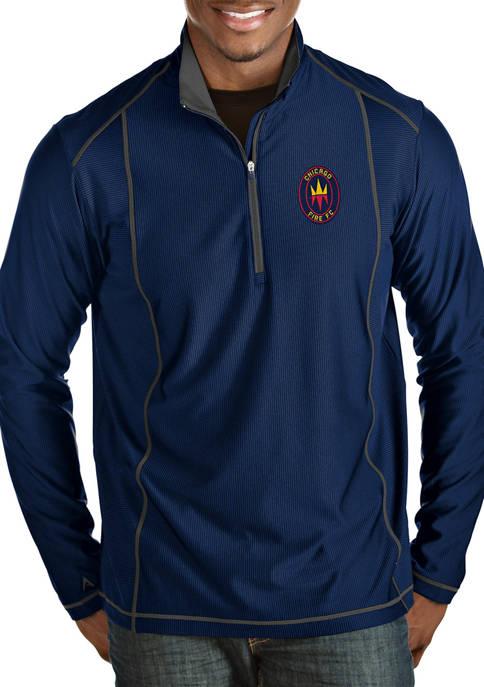 Antigua® Mens MLS Chicago Fire Tempo Shirt