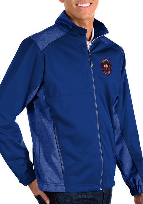 Antigua® Mens MLS Chicago Fire Revolve Jacket