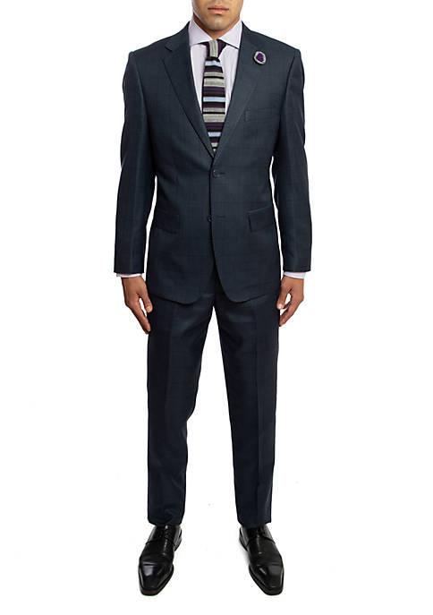 English Laundry™ Wide Peak Lapel Suit