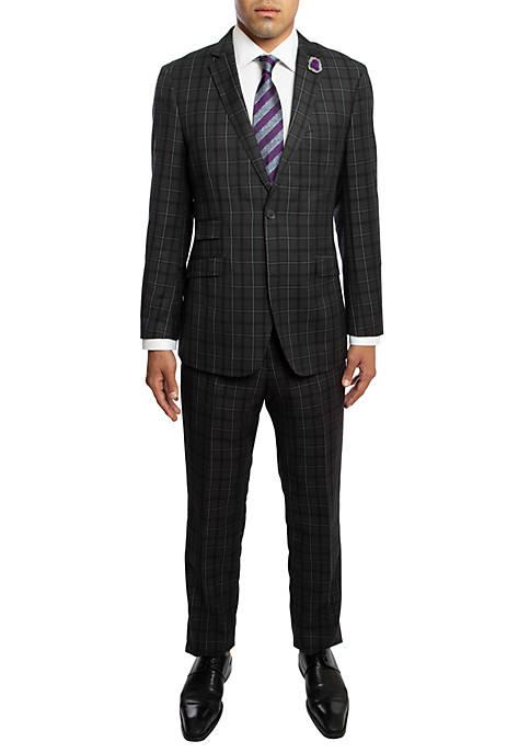 Notch Lapel Suit
