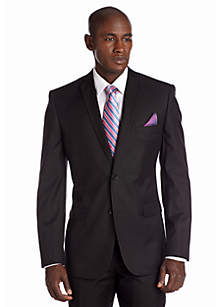 Classic Fit Solid Suit Separate Jacket