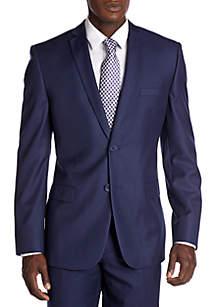 Slim Fit Solid Suit Separate Jacket