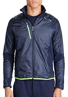 Polo Sport Hybrid Full-Zip Jacket