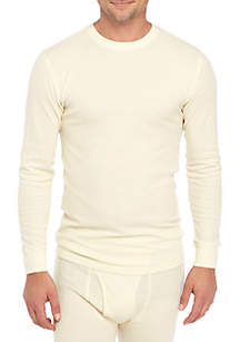 Thermal Long Sleeve Crew Neck
