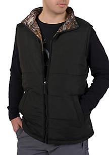 Reversible Camouflage Vest