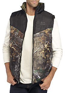 Reversible Camouflage Vest