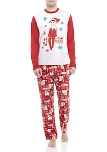 Elf on the Shelf Family Sleep Pajamas