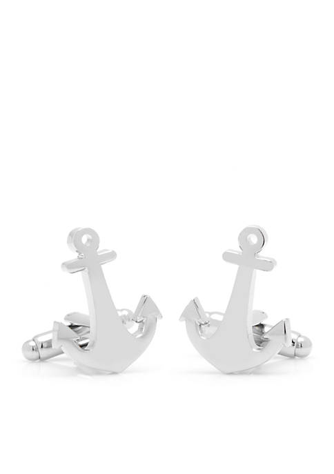 Cufflinks Inc Anchors Aweigh Cufflinks