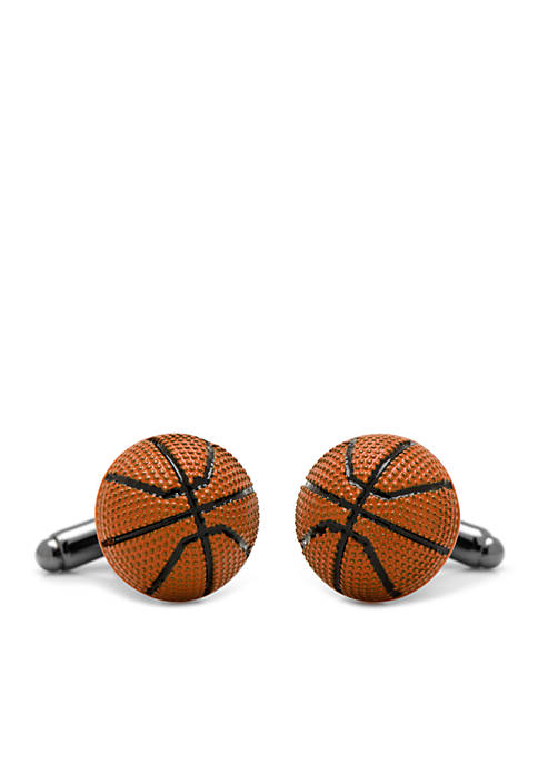 Cufflinks Inc Basketball Cufflinks