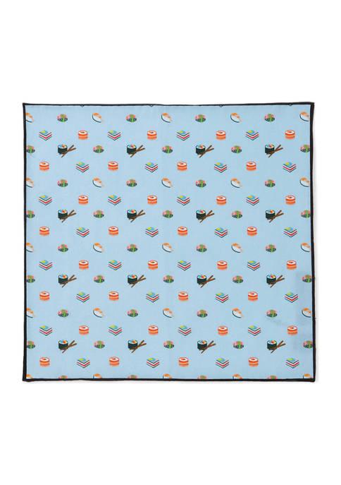 Cufflinks Inc Sushi Pocket Square