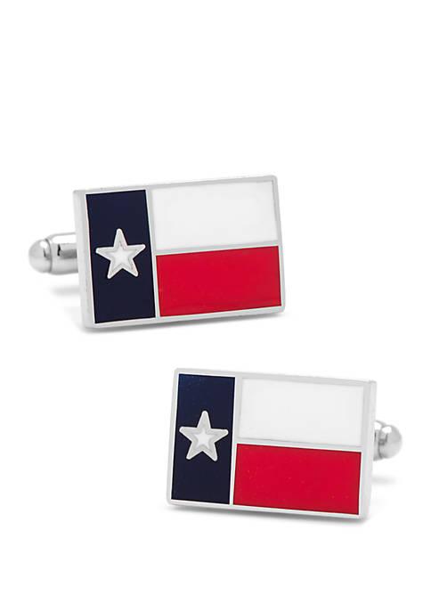 Cufflinks Inc Texas State Flag Cufflinks