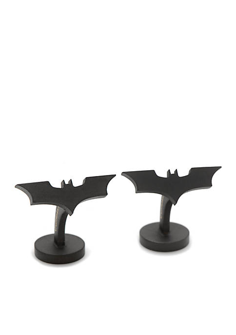 Satin Black Dark Knight Cufflinks