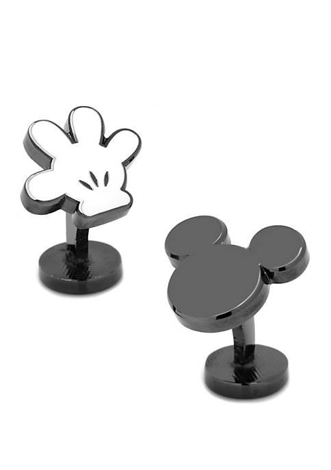 Cufflinks Inc Disney Mickey Mouse Helping Hand Cufflinks