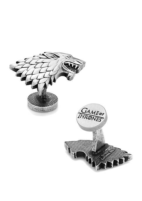 Cufflinks Inc Game of Thrones Stark Direwolf Sigil