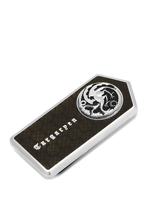 Cufflinks Inc Game of Thrones Targaryen Filigree Money
