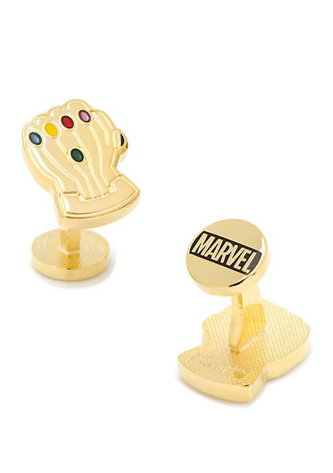 Cufflinks Inc Marvel Thanos Infinity Gauntlet Cufflinks