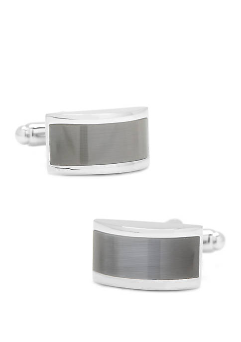Cufflinks Inc Ox & Bull Trading Co Grey