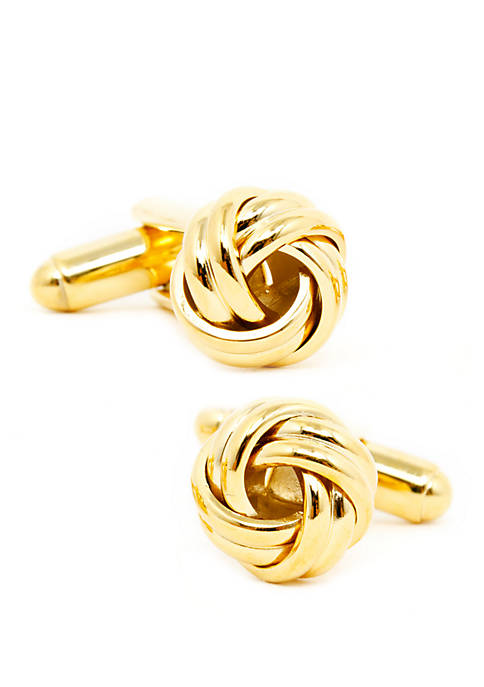 Cufflinks Inc Ox & Bull Trading Co Gold