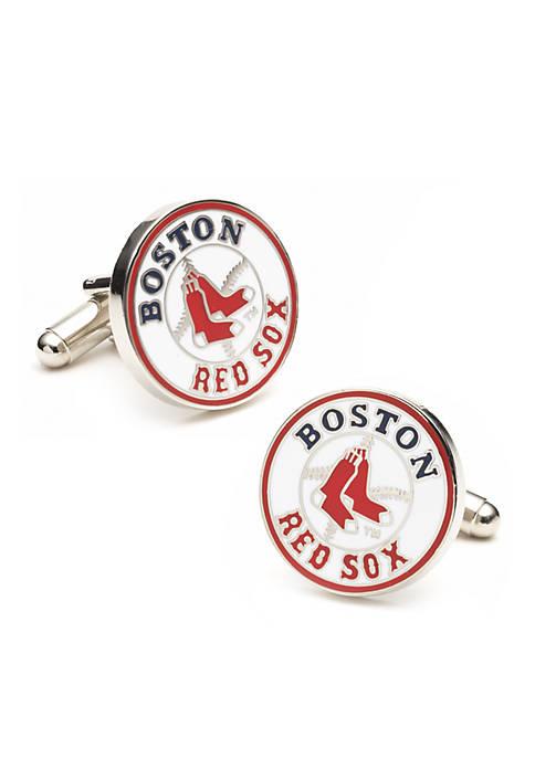 Cufflinks Inc Boston Red Sox Cufflinks