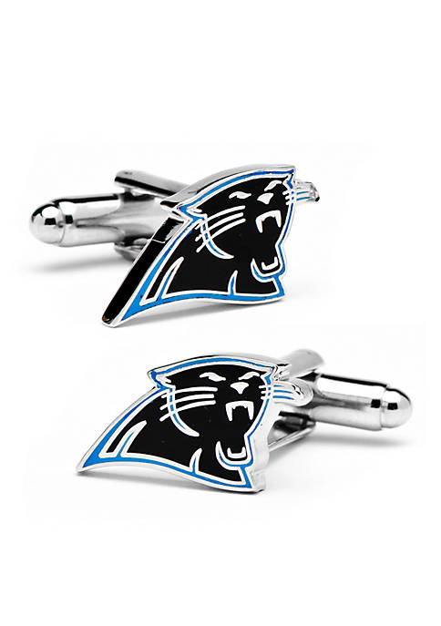 Cufflinks Inc Carolina Panthers Cufflinks