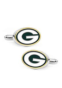 Cufflinks Inc Green Bay Packers Cufflinks