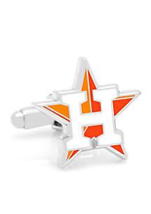 Houston Astros Cufflinks