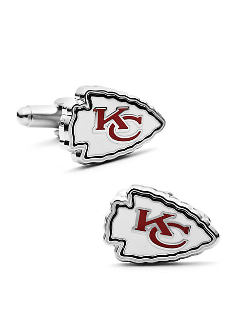 Cufflinks Inc Kansas City Chiefs Cufflinks
