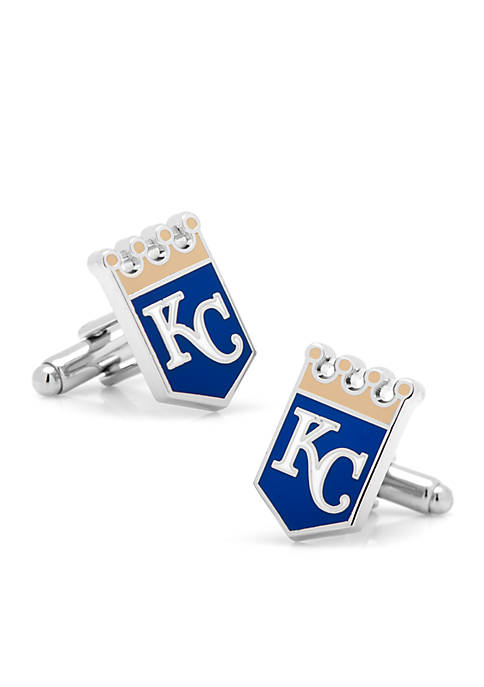 Cufflinks Inc Kansas City Royals Cufflinks