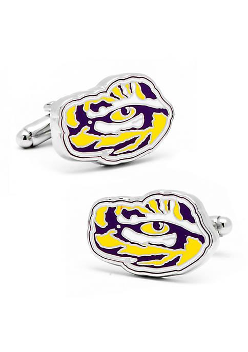 Cufflinks Inc LSU Tigers Eye Cufflinks