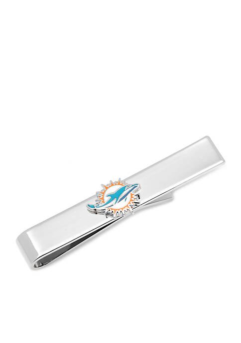 Miami Dolphins Tie Bar