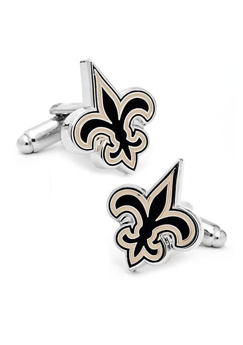 Cufflinks Inc New Orleans Saints Cufflinks