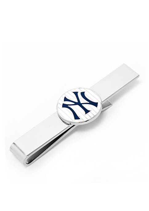 Cufflinks Inc New York Yankees Pinstripe Tie Bar