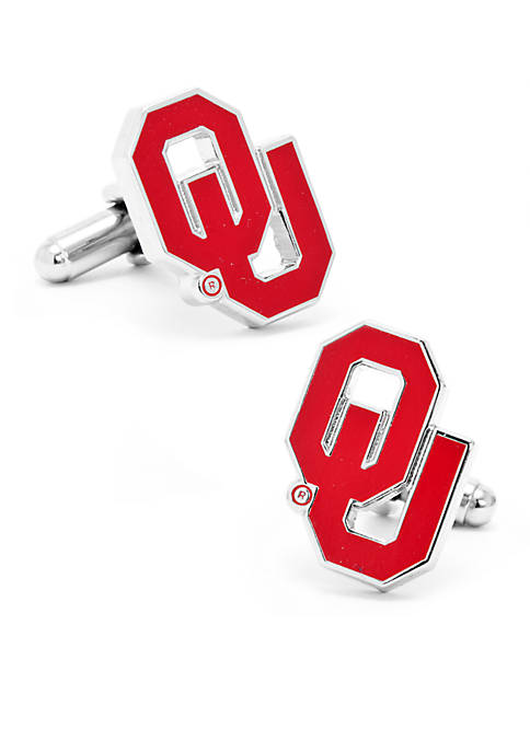 Cufflinks Inc Oklahoma Sooners Cufflinks