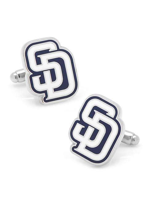 Cufflinks Inc San Diego Padres Cufflinks