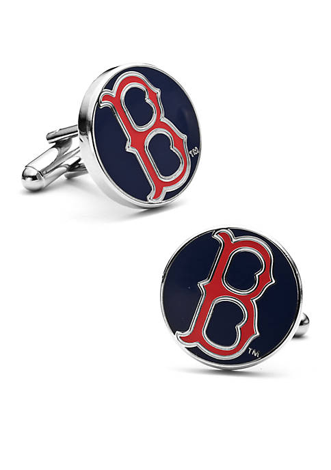 Cufflinks Inc Classic Boston Red Sox Cufflinks
