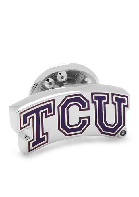TCU Horned Frogs Lapel Pin