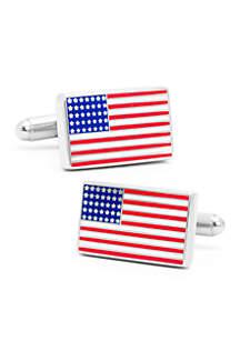Cufflinks Inc American Flag Cufflinks