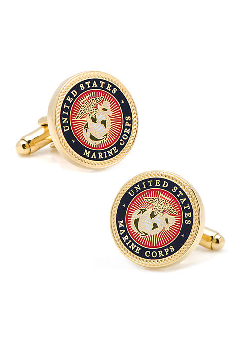 Cufflinks Inc US Marine Corps Cufflinks