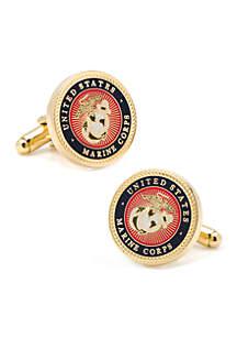 Cufflinks Inc US Marine Corps Cufflinks