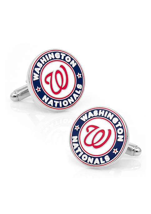Cufflinks Inc Washington Nationals Cufflinks