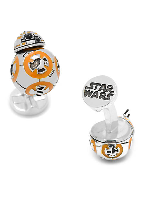 Cufflinks Inc 3D BB-8 Cufflinks with Moving Body