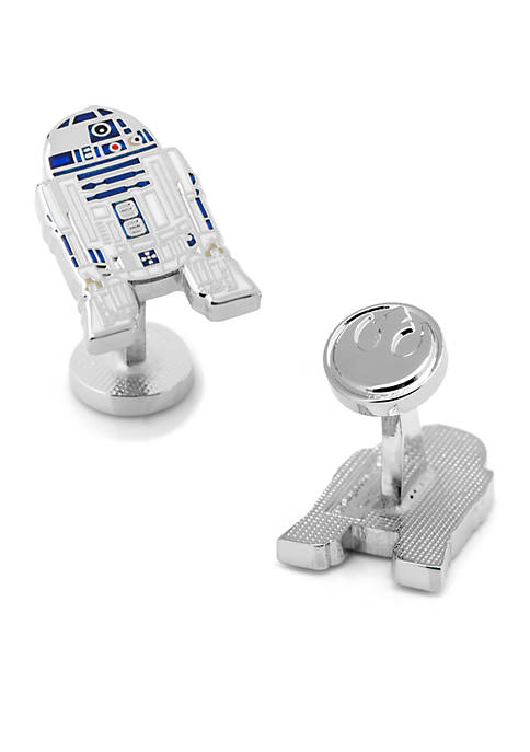 Cufflinks Inc R2D2 Enamel Cufflinks