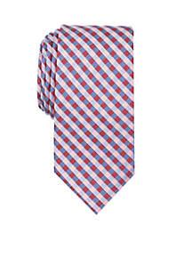 Largo Plaid Tie